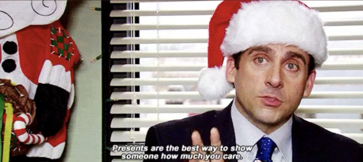 top 5 christmas episodes of nbcs the office 2005 2013 - The Office Christmas Episodes